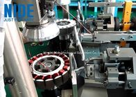 Double Working Station Wheel Motor Hub Motor Stator Winding Machine 220V 50Hz / 60Hz