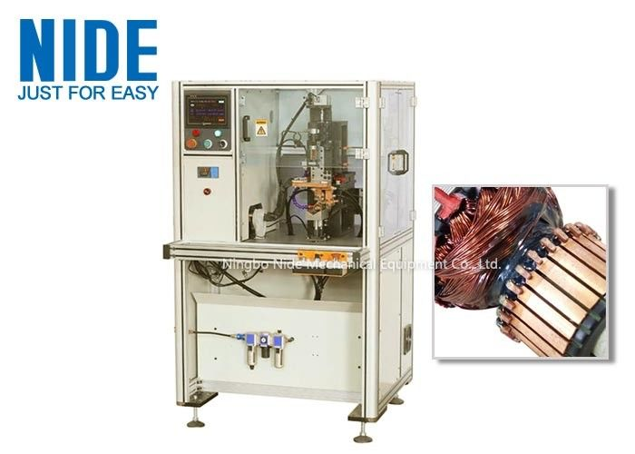 Automatic Commutator Fusing Machine ( Weling Machine) For DC motor And Universal Motor