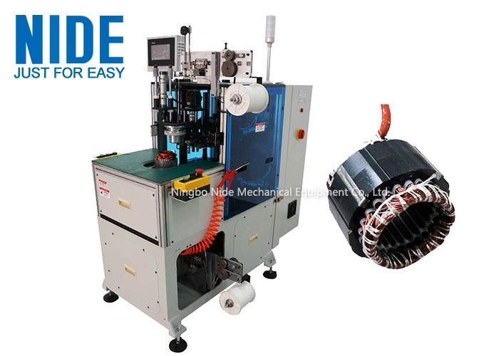 Automatic Lacing Machine Double Side Stator Coil End Motor Winding Machine