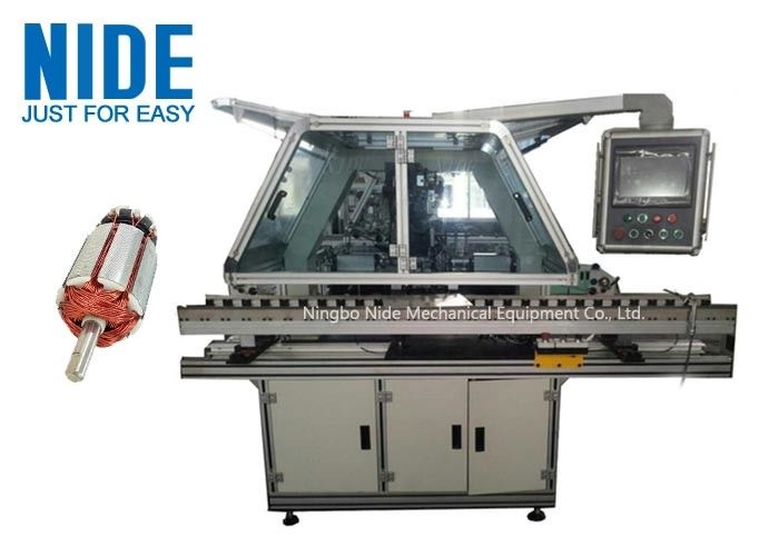 Fully Automatic Armature Winding Machine for electir motor rotor coil winding